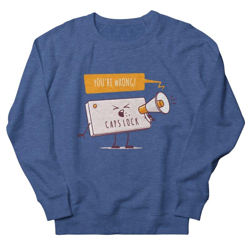 Internet Conflict Men's Sweatshirt by zoljo's Artist Shop