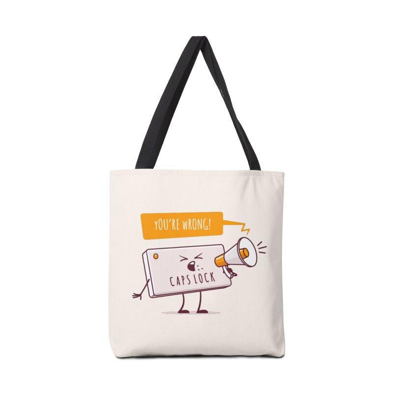 Internet Conflict Accessories Bag by zoljo's Artist Shop