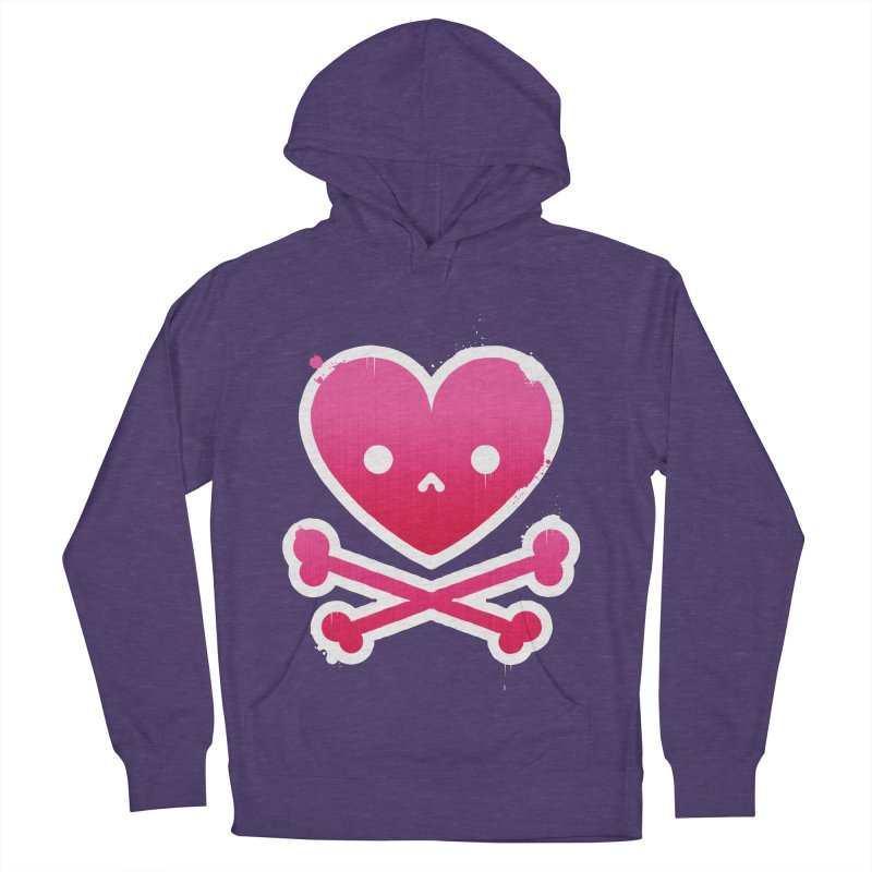 Deadly Love Women's Pullover Hoody by zoljo's Artist Shop