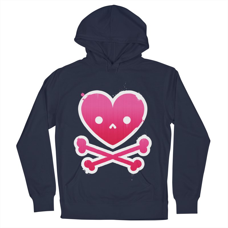 Deadly Love Men's Pullover Hoody by zoljo's Artist Shop