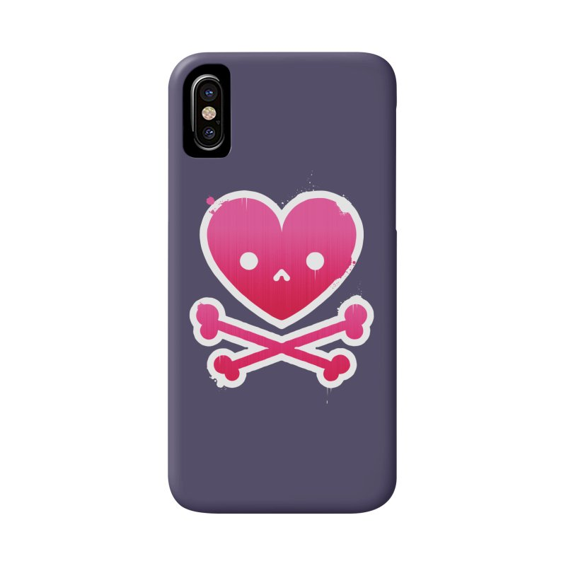 Deadly Love Accessories Phone Case by zoljo's Artist Shop