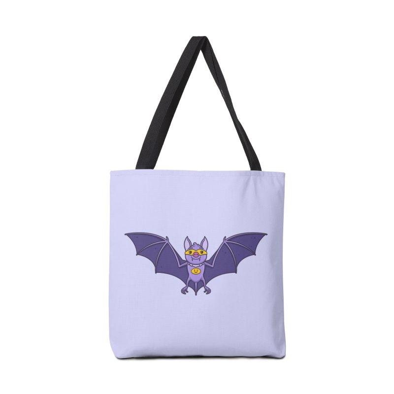 Superhero Wannabe Accessories Bag by zoljo's Artist Shop