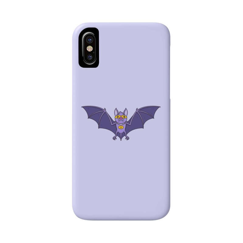 Superhero Wannabe Accessories Phone Case by zoljo's Artist Shop