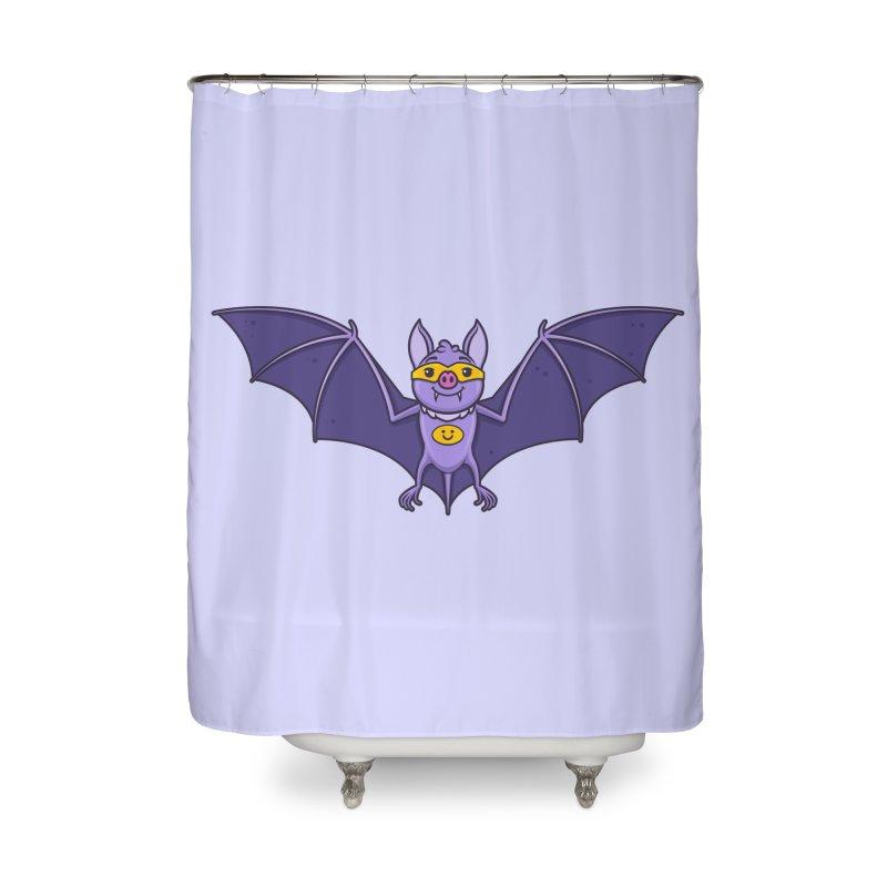 Superhero Wannabe Home Shower Curtain by zoljo's Artist Shop