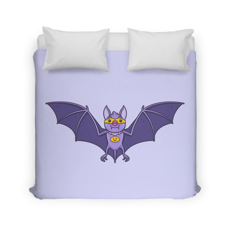 Superhero Wannabe Home Duvet by zoljo's Artist Shop
