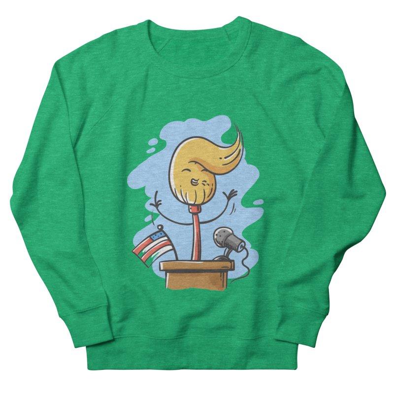 MoPolitician Women's Sweatshirt by zoljo's Artist Shop