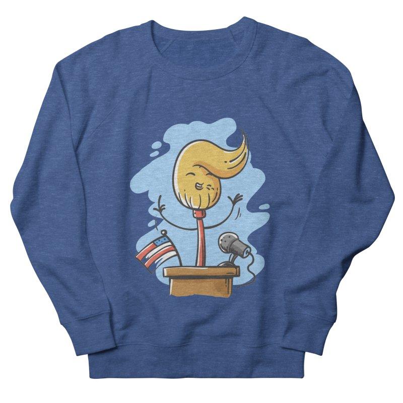 MoPolitician Men's Sweatshirt by zoljo's Artist Shop