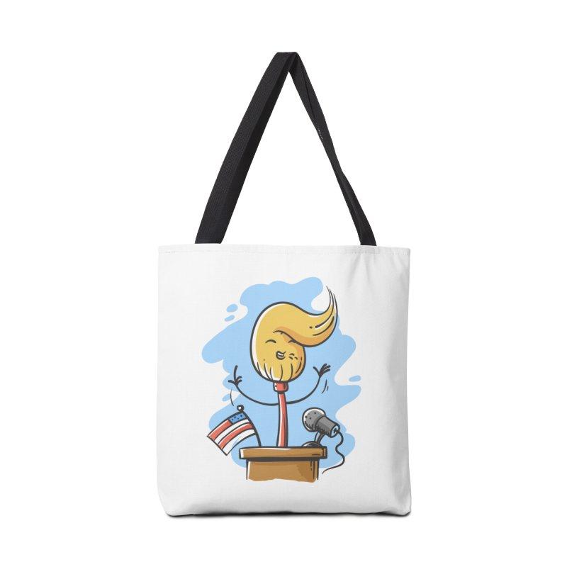 MoPolitician Accessories Bag by zoljo's Artist Shop
