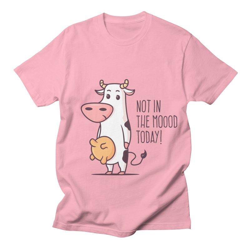 Not In The Mood Today Men's T-Shirt by zoljo's Artist Shop