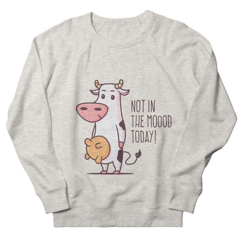 Not In The Mood Today Men's Sweatshirt by zoljo's Artist Shop