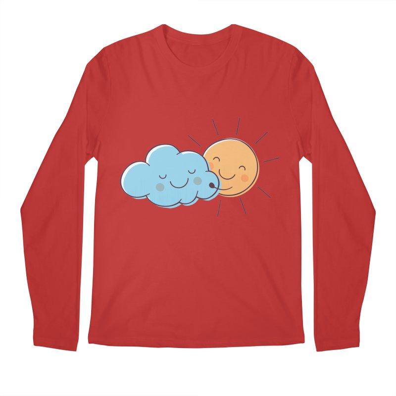 True Love Men's Longsleeve T-Shirt by zoljo's Artist Shop