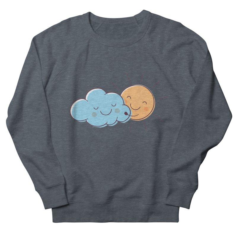 True Love Men's Sweatshirt by zoljo's Artist Shop