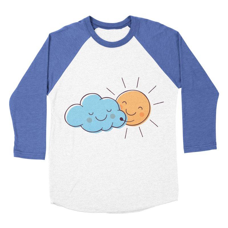 True Love Women's Baseball Triblend T-Shirt by zoljo's Artist Shop