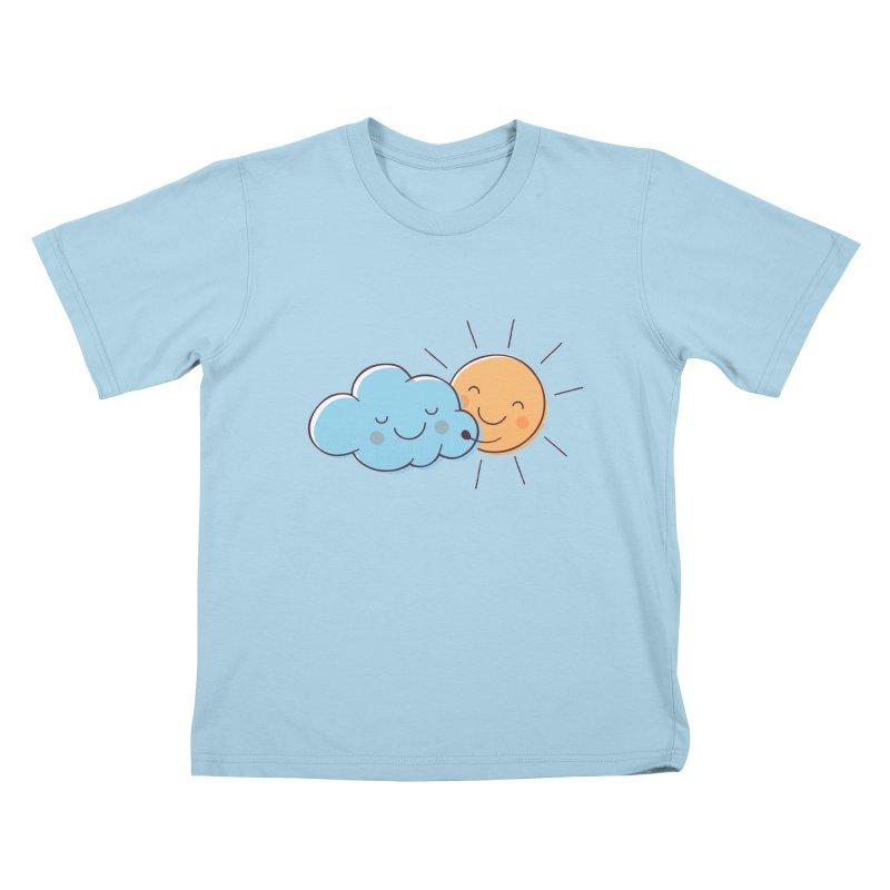 True Love Kids T-Shirt by zoljo's Artist Shop