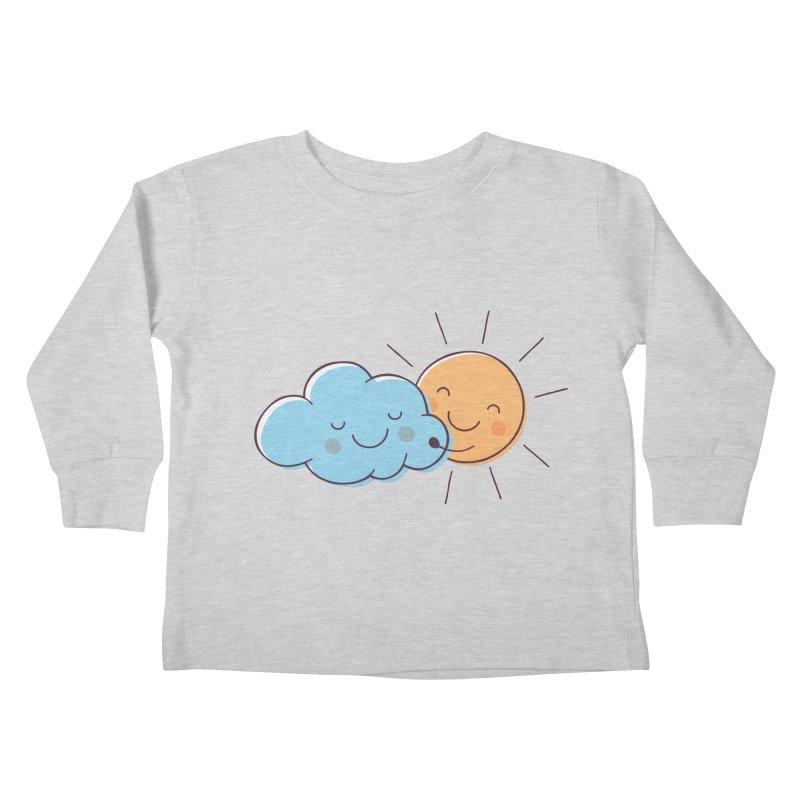 True Love Kids Toddler Longsleeve T-Shirt by zoljo's Artist Shop
