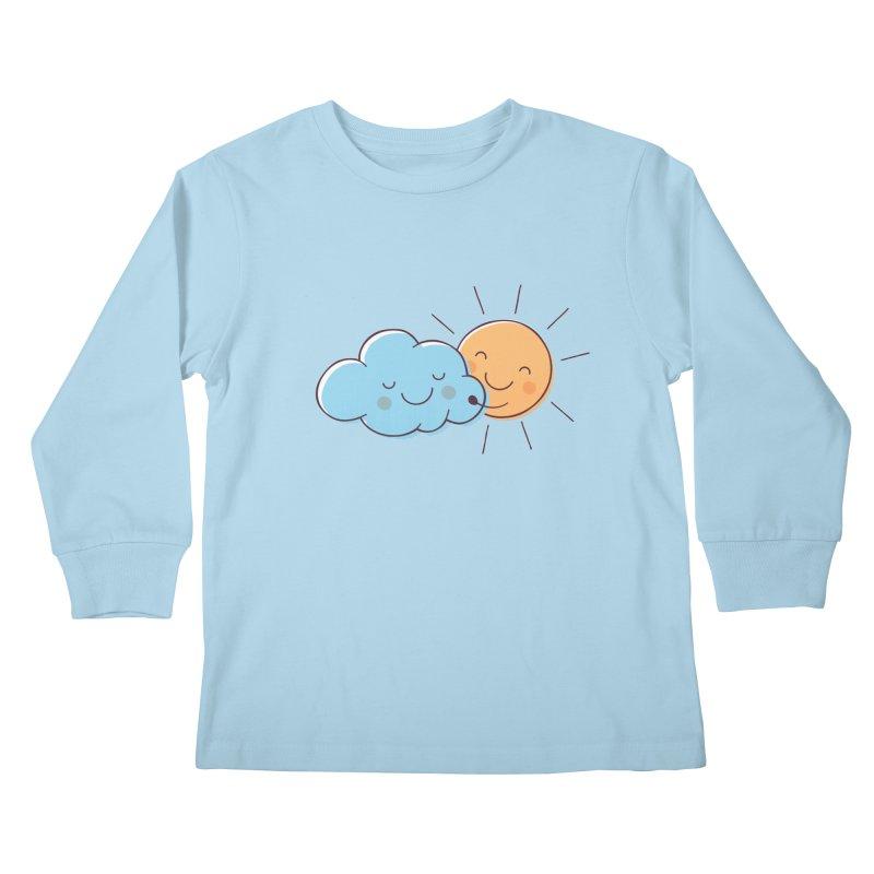 True Love Kids Longsleeve T-Shirt by zoljo's Artist Shop
