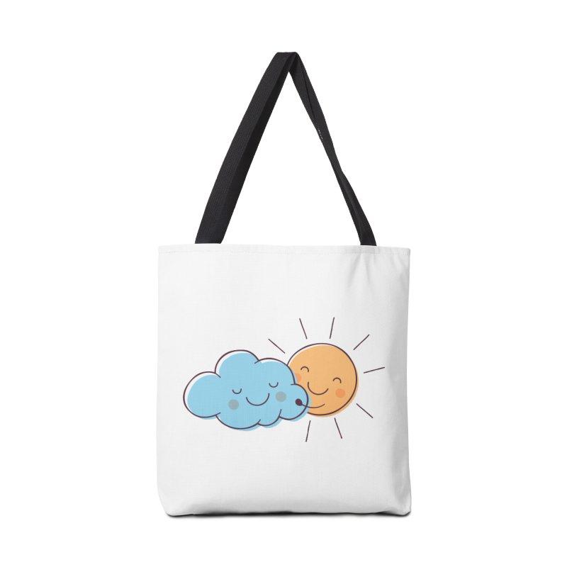 True Love Accessories Bag by zoljo's Artist Shop