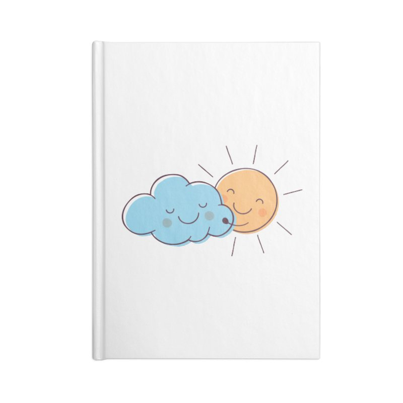 True Love Accessories Notebook by zoljo's Artist Shop