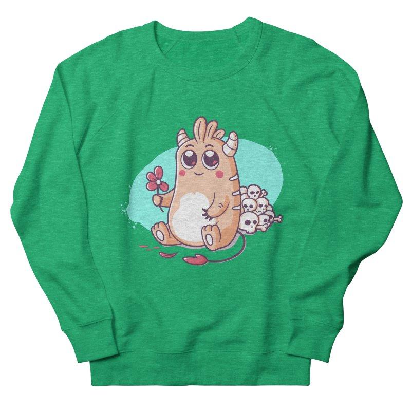 Loves Me, Loves Me Not Men's Sweatshirt by zoljo's Artist Shop