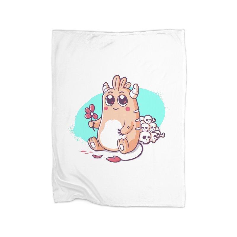 Loves Me, Loves Me Not Home Blanket by zoljo's Artist Shop