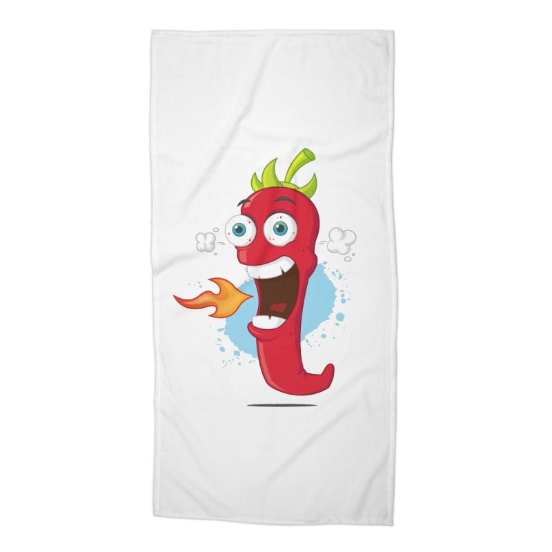 Too Hot For You Accessories Beach Towel by zoljo's Artist Shop
