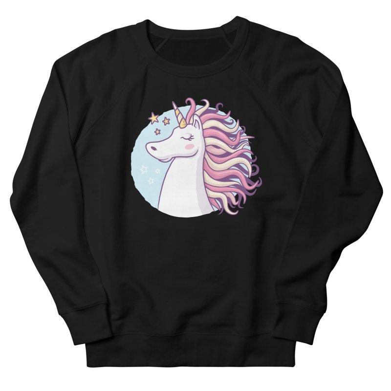 Unicorn Men's Sweatshirt by zoljo's Artist Shop