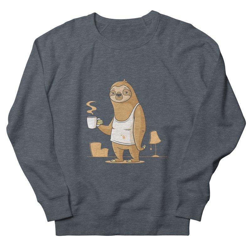Monday Morning Depresso Men's Sweatshirt by zoljo's Artist Shop
