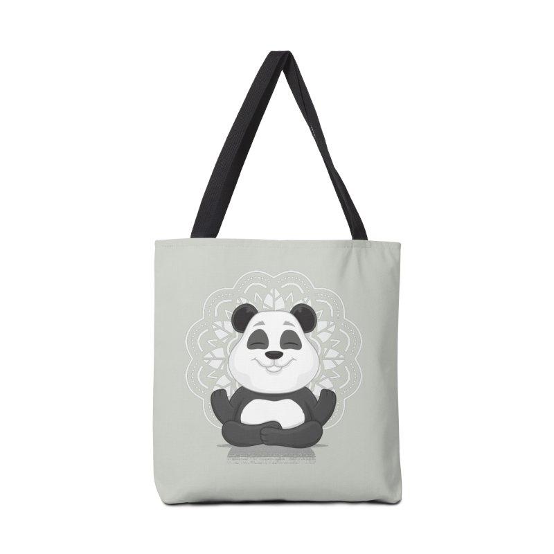 NAMASTE Accessories Bag by zoljo's Artist Shop
