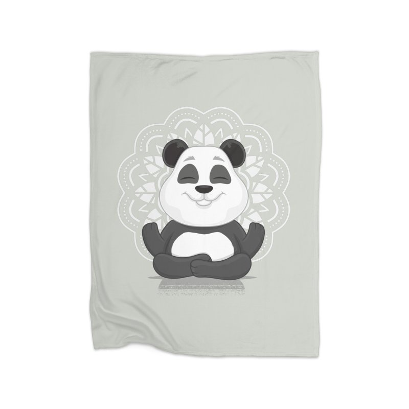 NAMASTE Home Blanket by zoljo's Artist Shop