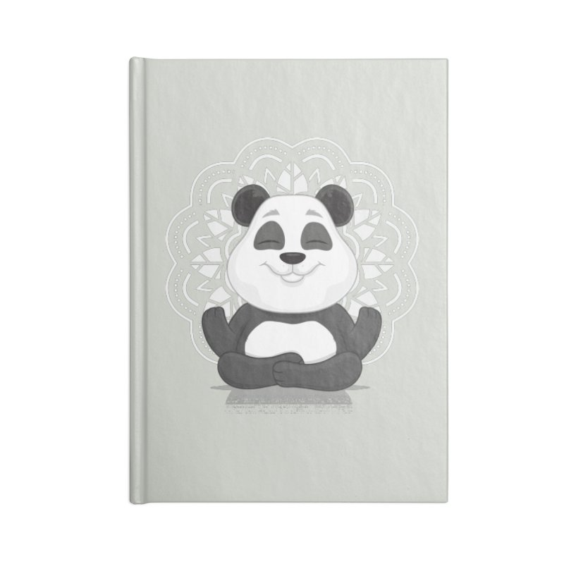 NAMASTE Accessories Notebook by zoljo's Artist Shop