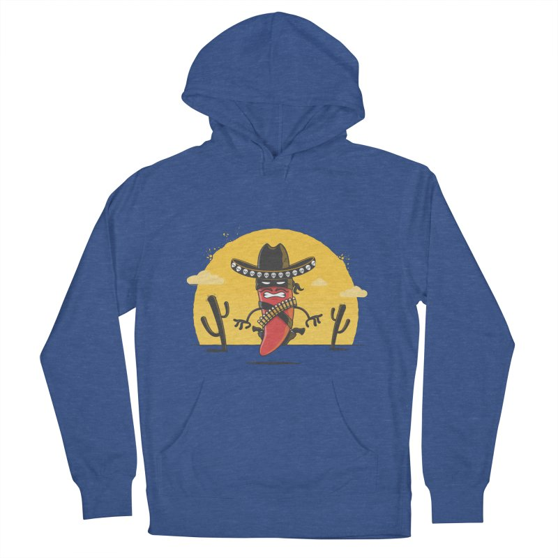 Chili Desperado Men's Pullover Hoody by zoljo's Artist Shop
