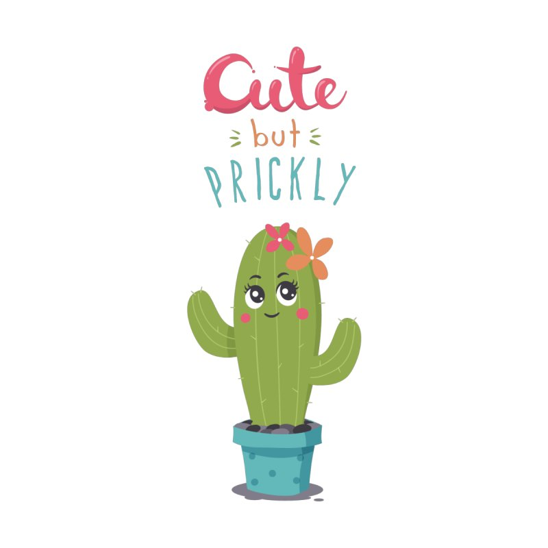 Cute But Prickly by zoljo's Artist Shop