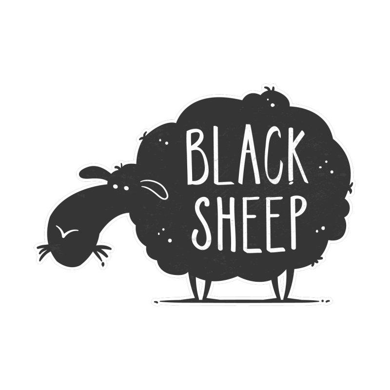 Black Sheep by zoljo's Artist Shop