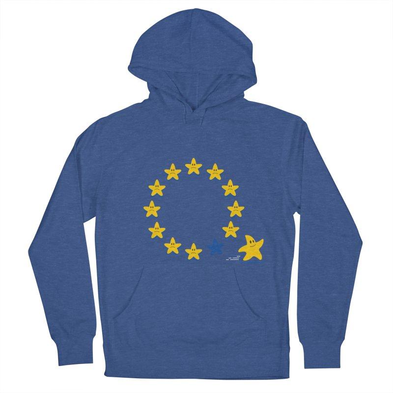 Brexit Women's Pullover Hoody by zoljo's Artist Shop