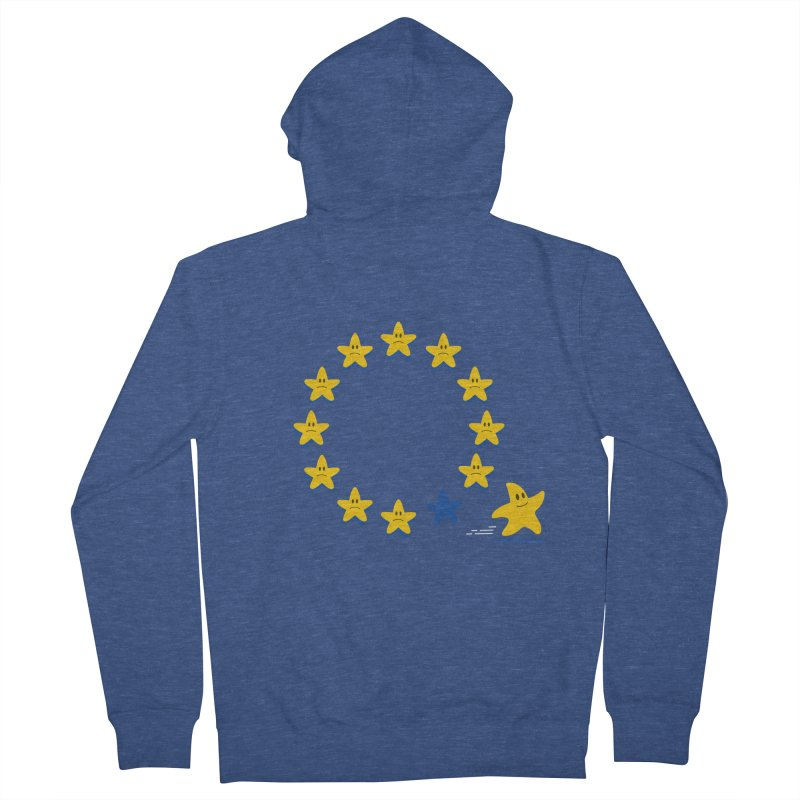Brexit Women's Zip-Up Hoody by zoljo's Artist Shop