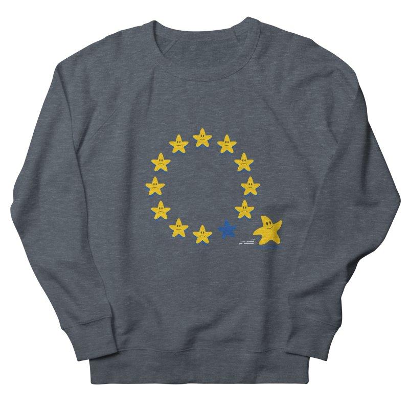 Brexit Women's Sweatshirt by zoljo's Artist Shop