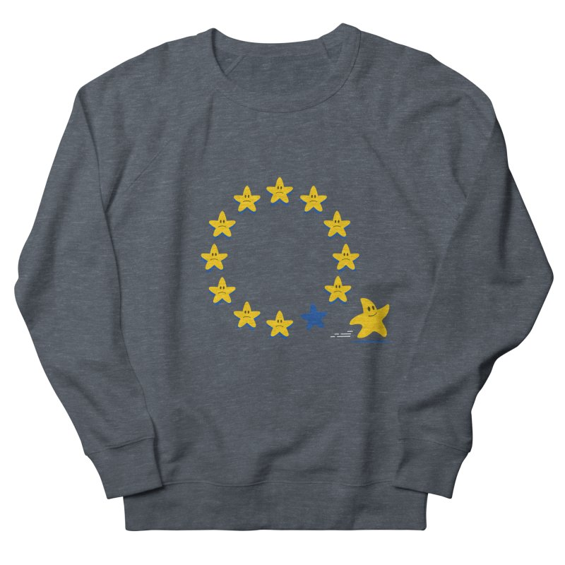 Brexit Men's Sweatshirt by zoljo's Artist Shop