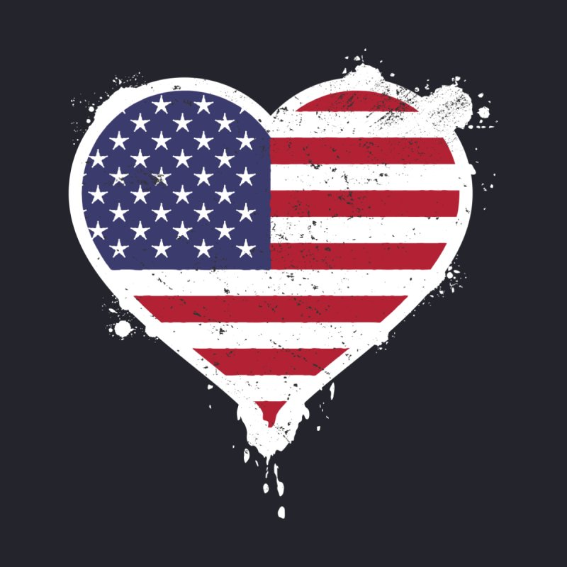 USA Love by zoljo's Artist Shop