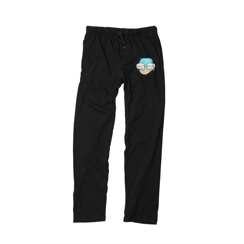 Just Hodl Alternative Version Men's Lounge Pants by zoljo's Artist Shop