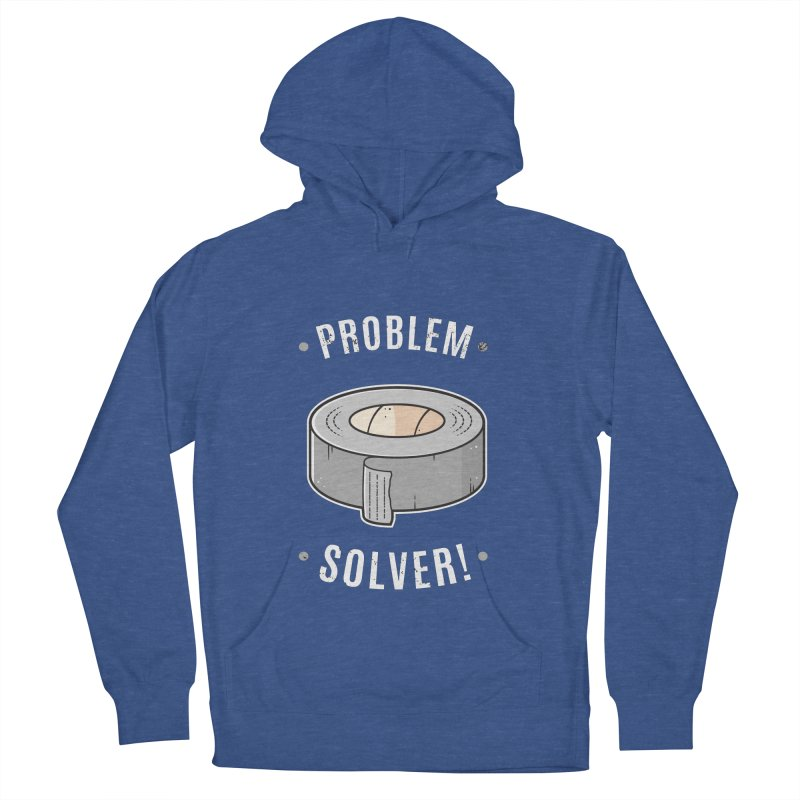 Duct Tape - Problem Solver Women's Pullover Hoody by zoljo's Artist Shop
