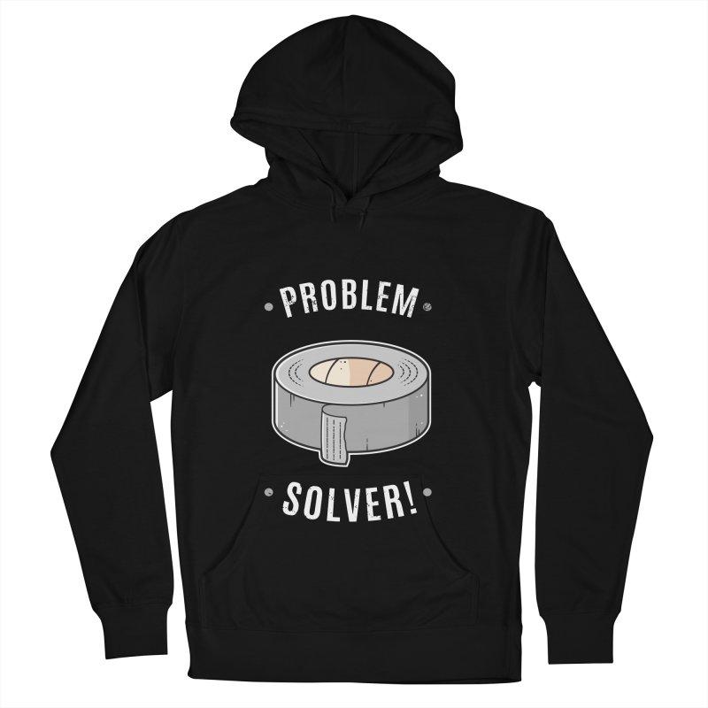 Duct Tape - Problem Solver Men's Pullover Hoody by zoljo's Artist Shop