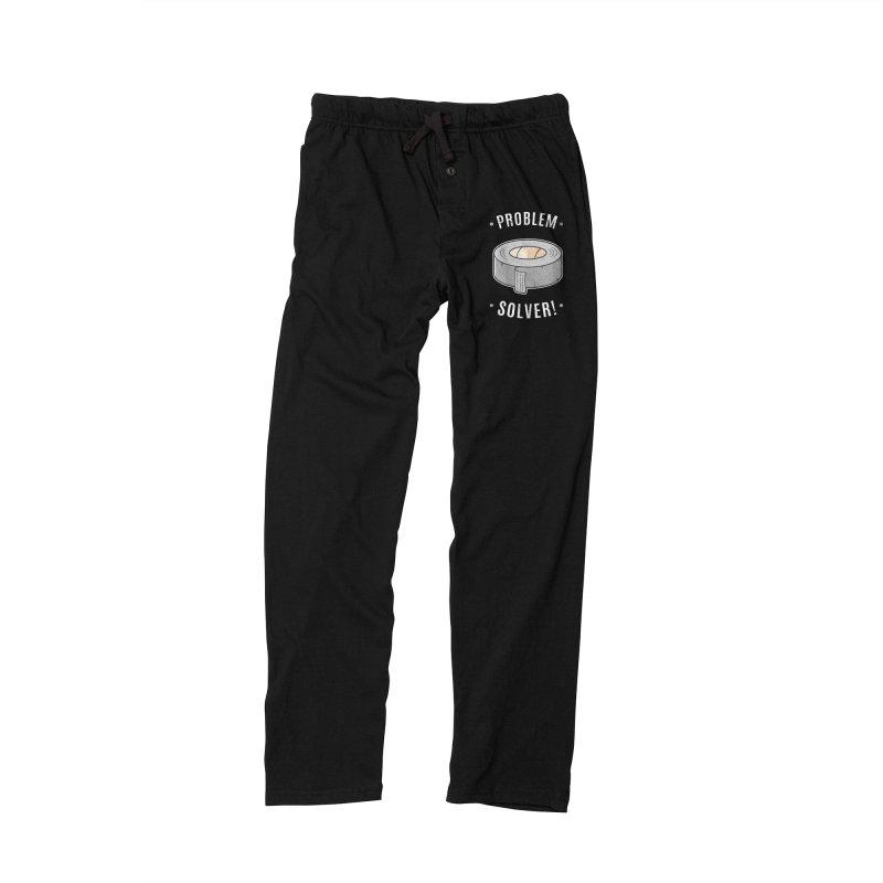 Duct Tape - Problem Solver Men's Lounge Pants by zoljo's Artist Shop