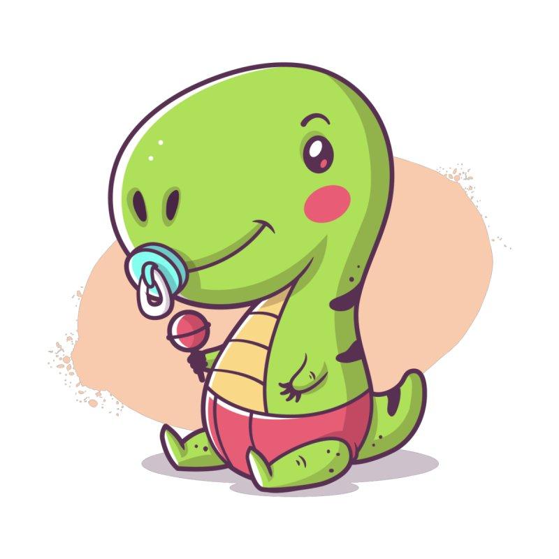 Baby T-Rex by zoljo's Artist Shop