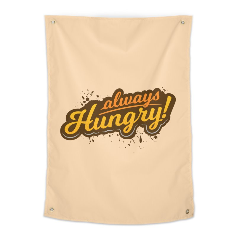 Always hungry Home Tapestry by zoljo's Artist Shop