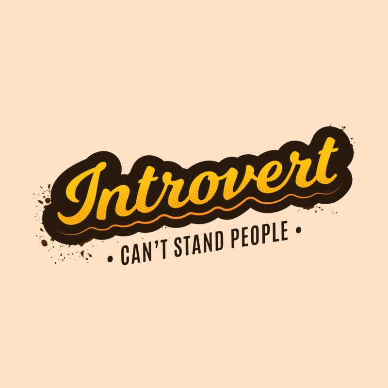 Introvert by zoljo's Artist Shop