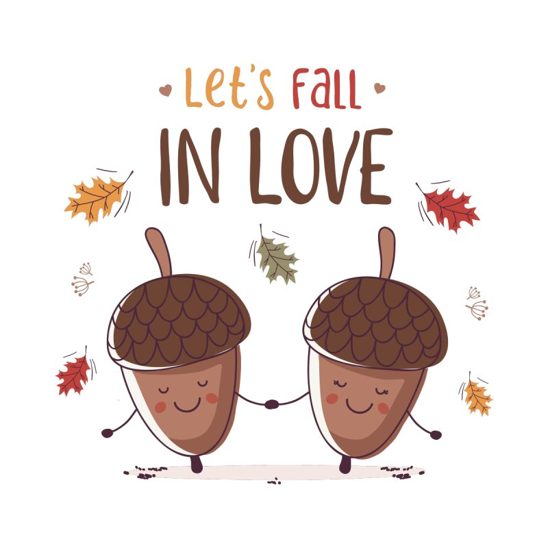 Let's Fall In Love by zoljo's Artist Shop