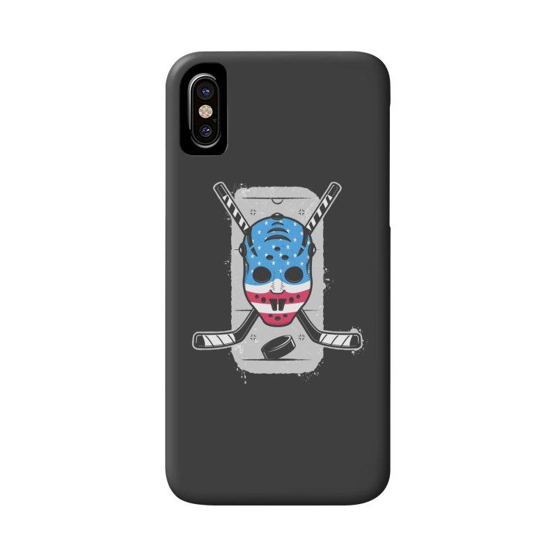 American Ice Hockey - USA Accessories Phone Case by zoljo's Artist Shop