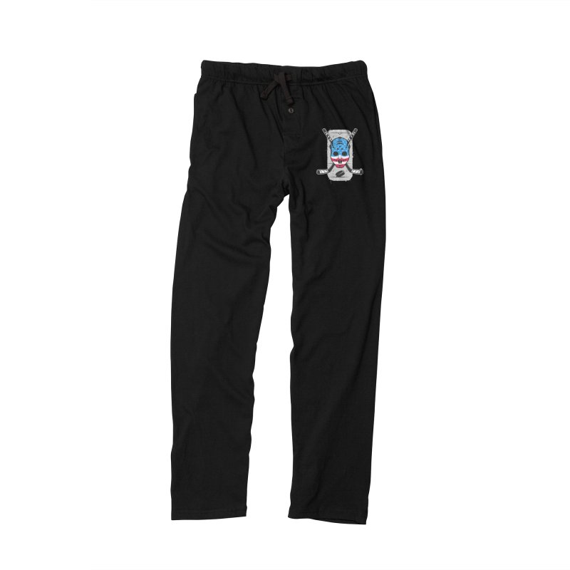 American Ice Hockey - USA Men's Lounge Pants by zoljo's Artist Shop