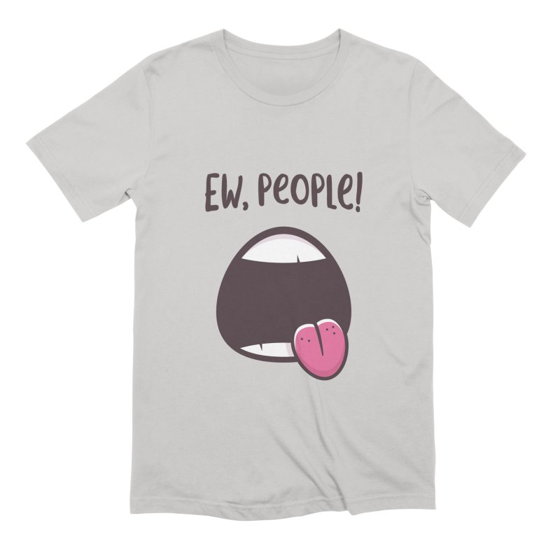 Ew People Men's Extra Soft T-Shirt by zoljo's Artist Shop