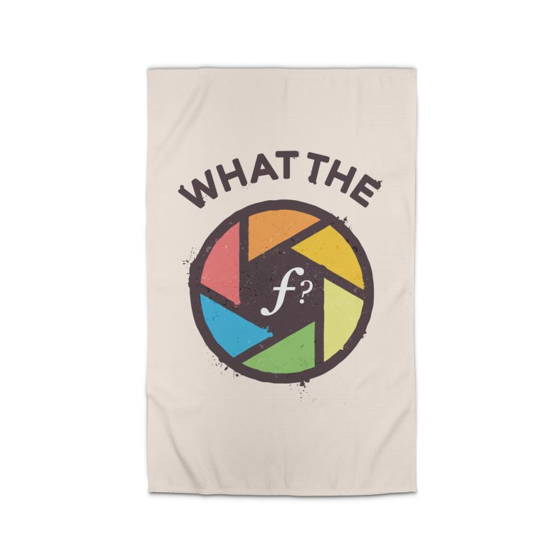 WTF - What the F? Home Rug by zoljo's Artist Shop